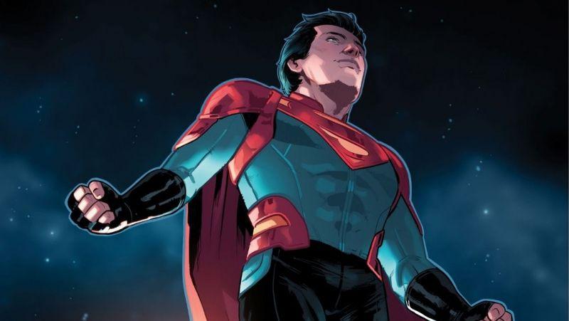 Superman - Jon Kent przejmuje tytuł od Clarka, nowe serie. Wielkie zmiany u Człowieka ze Stali