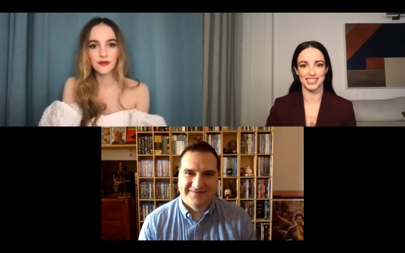 Laura Donnelly i Ann Skelly o serialu Nierealne [VIDEO]