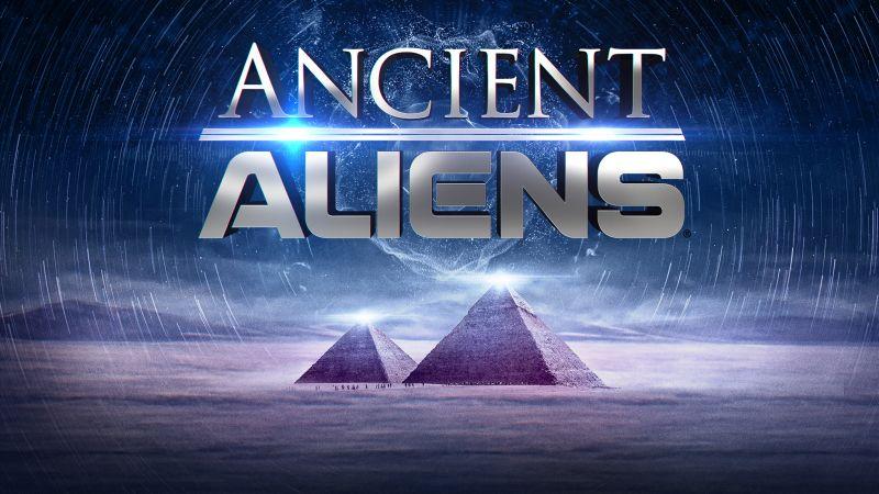 Starożytni kosmici - powstanie pełnometrażowa wersja serialu History Channel