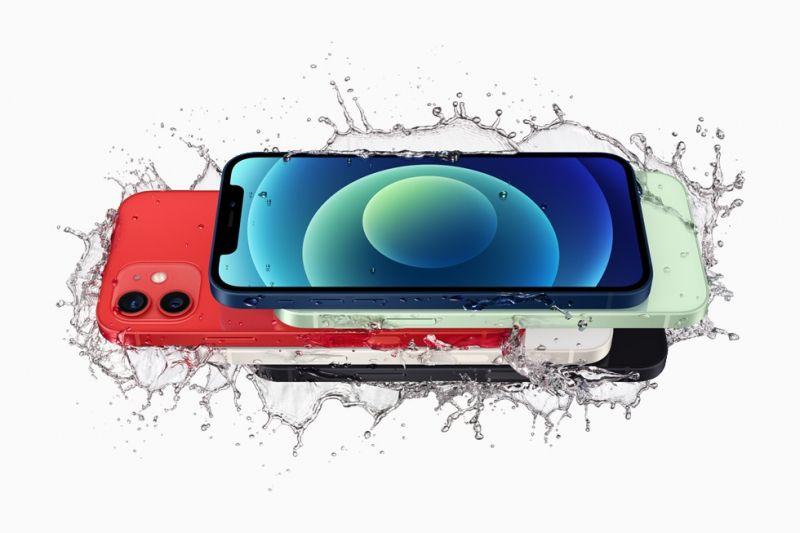 Pozwano Apple w związku z niejasnościami dotyczącymi wodoszczelności iPhone'ów