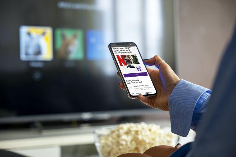 PLAY NOW TV zaciera granice pomiędzy telewizją i serwisami VoD
