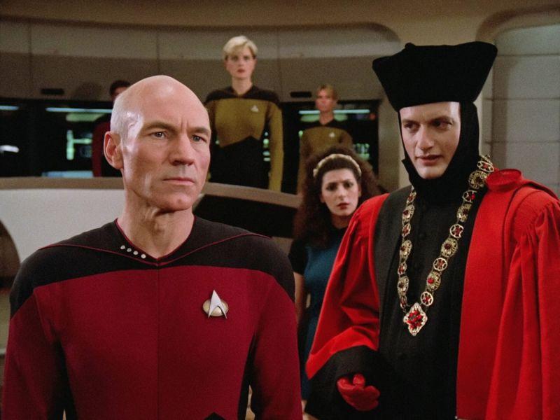 Star Trek: Picard - John de Lancie o powrocie Q. W ilu odcinkach go zobaczymy?