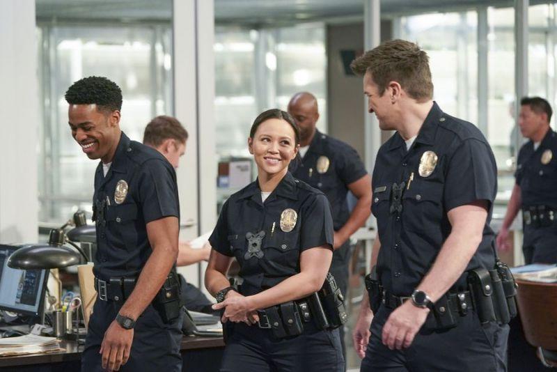 Rekrut: sezon 3, odcinek 8 i 9 - recenzja