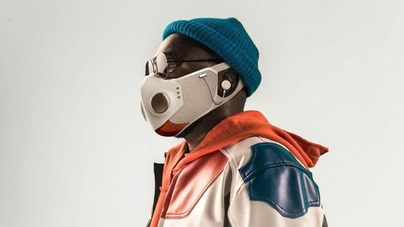 Kostiumograf X-menów zaprojektował futurystyczną maseczkę ochronną