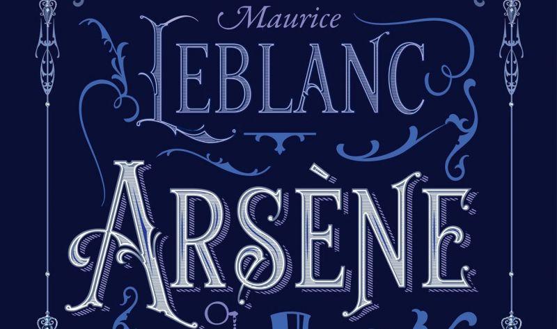Arsène Lupin, dżentelmen włamywacz - recenzja książki