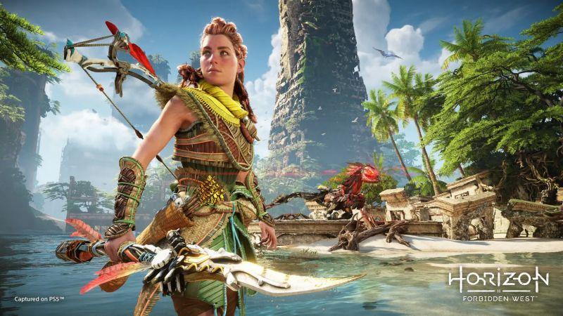 Horizon: Forbidden West - twórcy zapewniają, że wersja na PS4 ich nie ogranicza