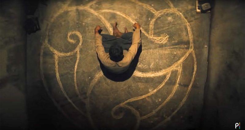 Zaginiony symbol - zwiastun serialu. Langdon z książek Dana Browna rozwiązuje zagadkę