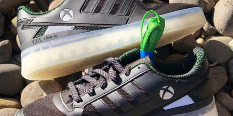 Xbox i Adidas nawiązują współpracę. Oto buty dla fanów konsol Microsoftu