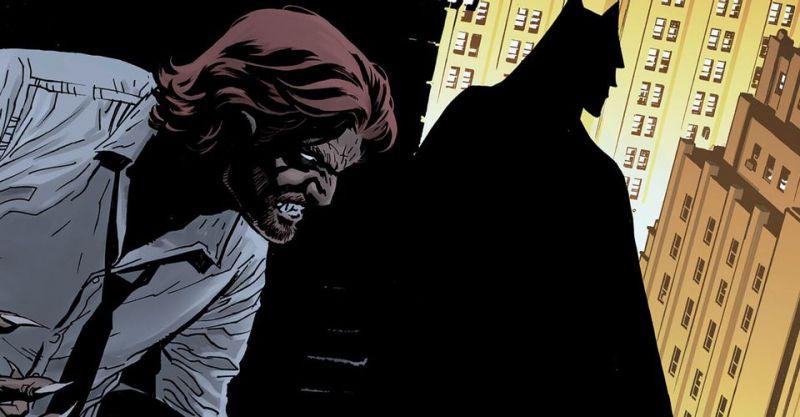 Batman vs. Bigby Wilk i wznowienie serii po 7 latach - słynne Baśnie wracają do świata DC!
