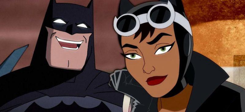 Fani walczą o seks oralny Batmana i Catwoman. Jest petycja... Let the Bat Eat the Cat