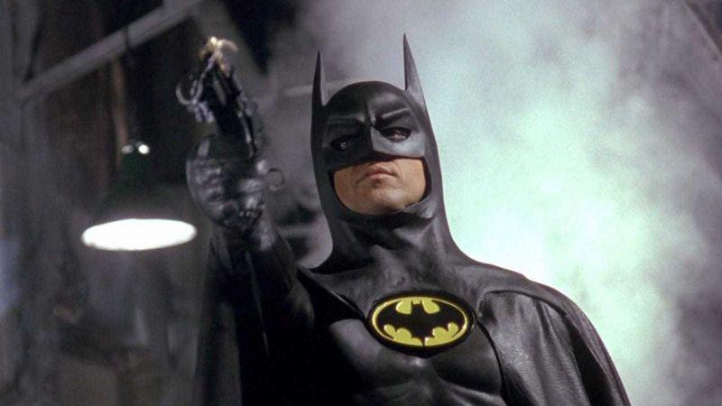 Flash - Michael Keaton o powrocie do roli Batmana w filmie