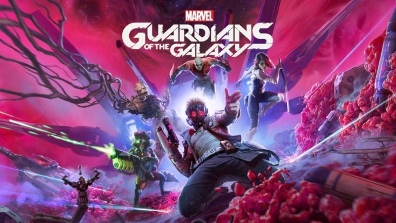 Marvel's Guardians of the Galaxy już oficjalnie! Strażnicy Galaktyki bohaterami nowej gry