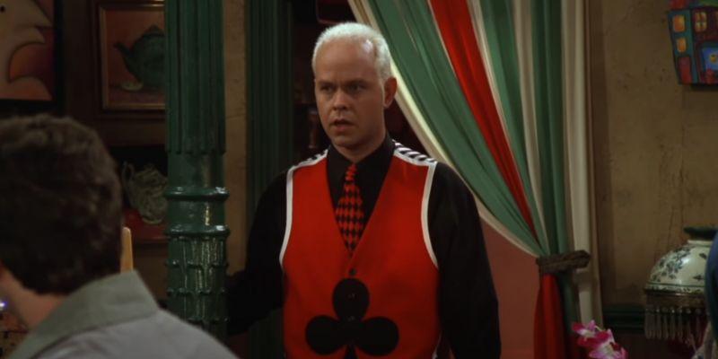 Friends: serialowy Gunther jest ciężko chory. To dlatego nie pojawił się na planie odcinka specjalnego