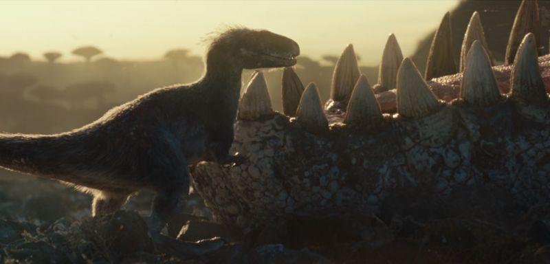 Jurassic World: Dominion - szczegóły prologu. Jak duże role postaci z Parku Jurajskiego?