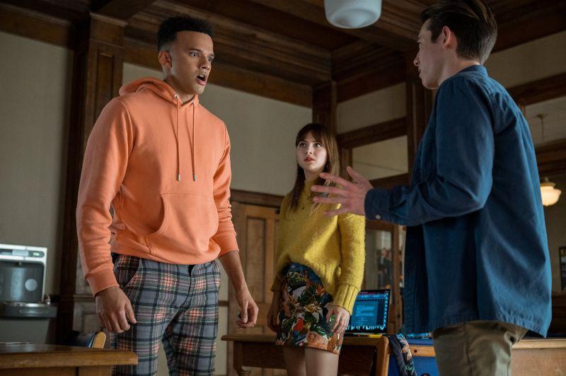 Locke & Key - pierwszy teaser promujący 2. sezon serialu Netflixa