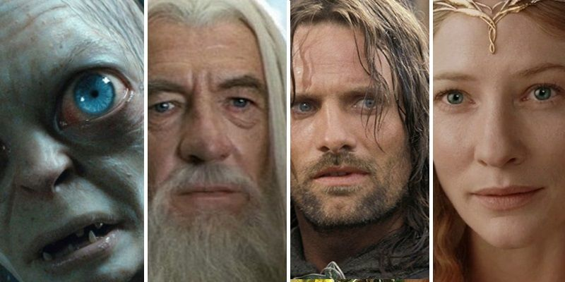Najlepsi aktorzy, którzy wystąpili w filmach z serii Władca Pierścieni. Ian McKellen poza podium