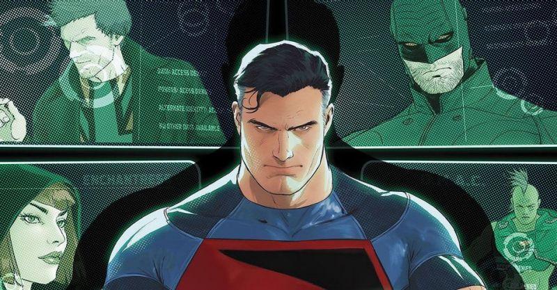 Wiemy już, dlaczego Superman łączy siły z Authority. Potężny złoczyńca nadciąga