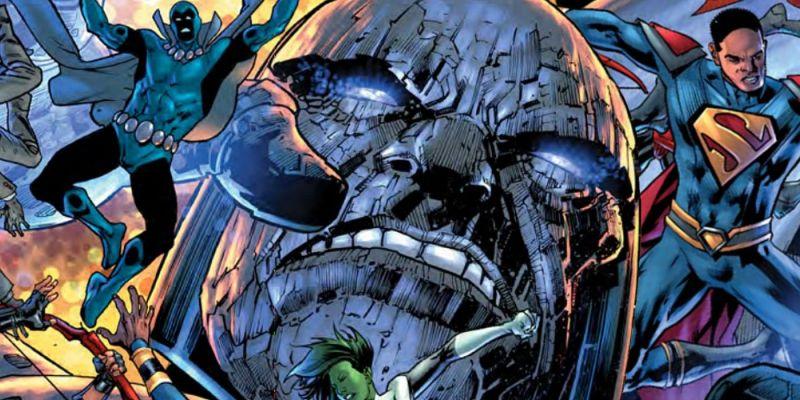 Darkseid z najpotężniejszą armią w historii? Przedziwne zachowanie 2 mocarzy DC