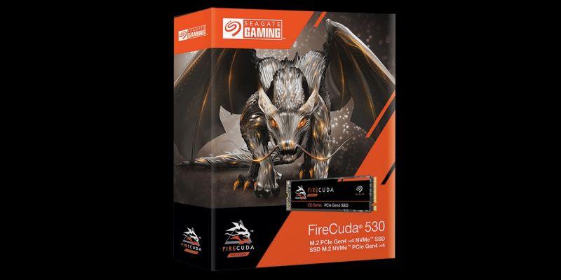 Seagate FireCuda 530 – Sony potwierdza zgodność ultraszybkiego nośnika z PS5