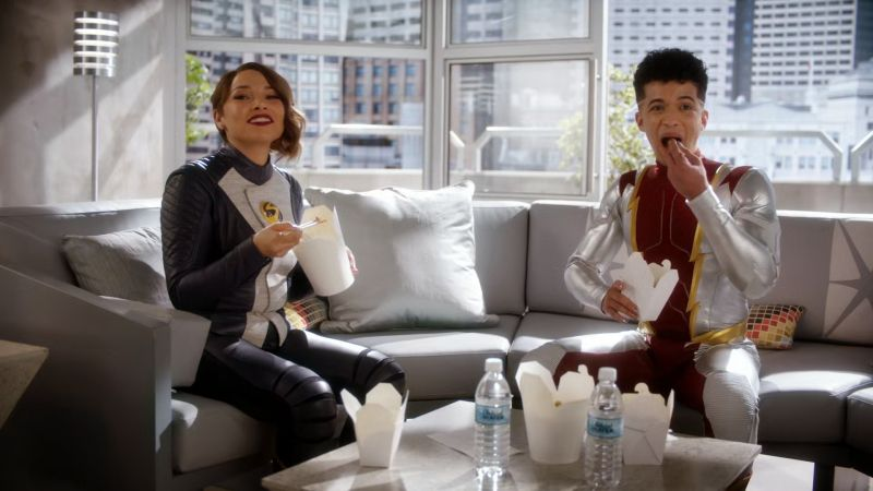 Flash: sezon 7, odcinki 15-17 - recenzja