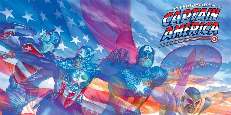 """Marvel pod ostrzałem Fox News za upolitycznienie Kapitana Ameryki. """"Zdegradujmy go do porucznika"""""""