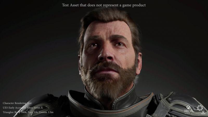 Demo technologiczne Unreal Engine 5 pokazuje potencjał konsol Xbox Series X
