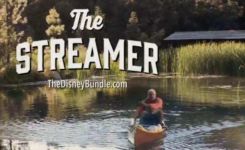 The Streamer - Dave Bautista reklamuje pakiet Disney VoD