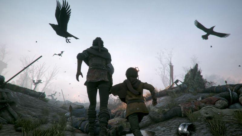 A Plague Tale: Innocence i Call of Duty: Black Ops 4 trafią do PlayStation Plus w lipcu