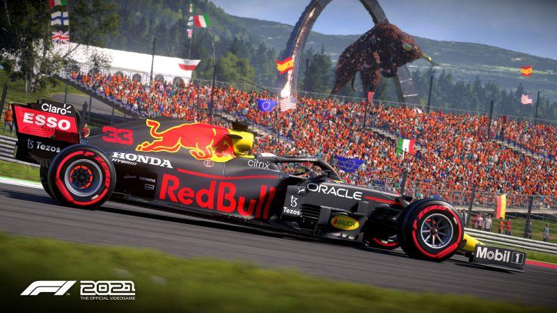 F1 2021 - recenzja gry