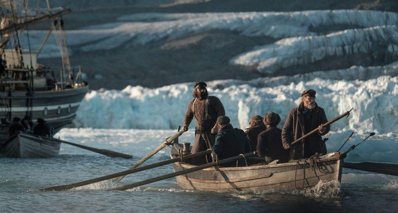 The North Water - sezon 1, odcinki 1-2 - recenzja