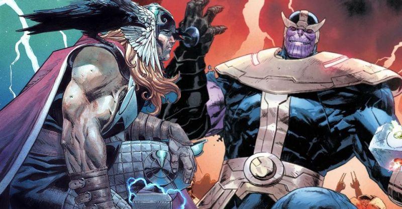 Thor zobaczył swoją śmierć. Przerażający Thanos z Mjolnirem, a także armią [SPOILER]