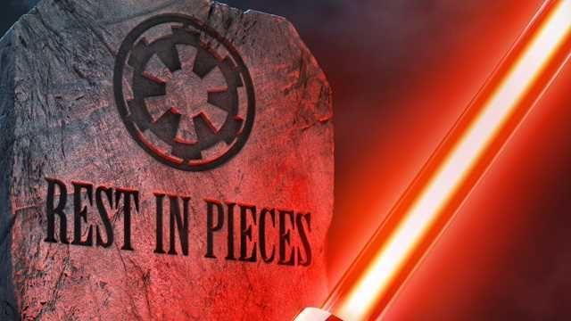 LEGO Star Wars Terrifying Tales - Disney+ ogłasza film. Jest plakat