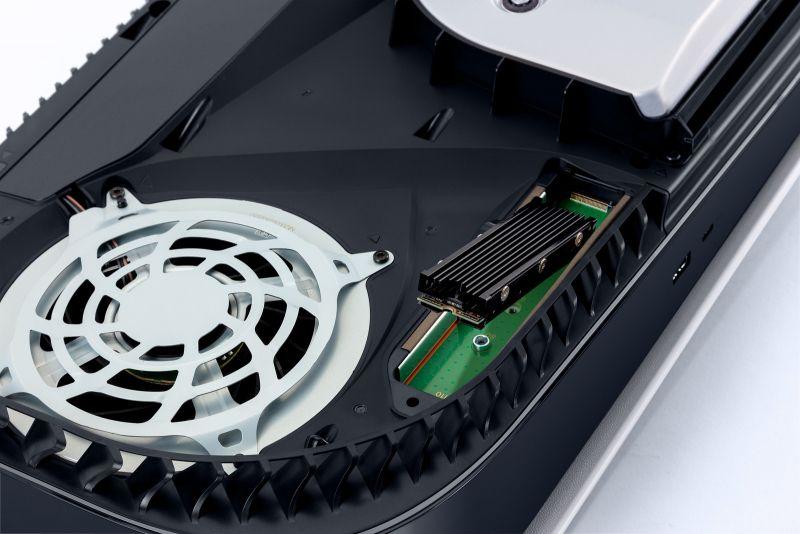 Nadchodzi aktualizacja PS5. Doda m.in. obsługę zewnętrznych pamięci SSD