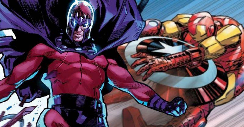 Marvel - Magneto dał Avengers bolesną lekcję. Szokuje jednak to, co stało się później