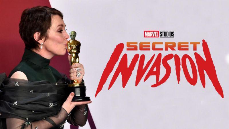 Secret Invasion - Olivia Colman niczym Nick Fury! Szpiedzy przejmują uniwersum