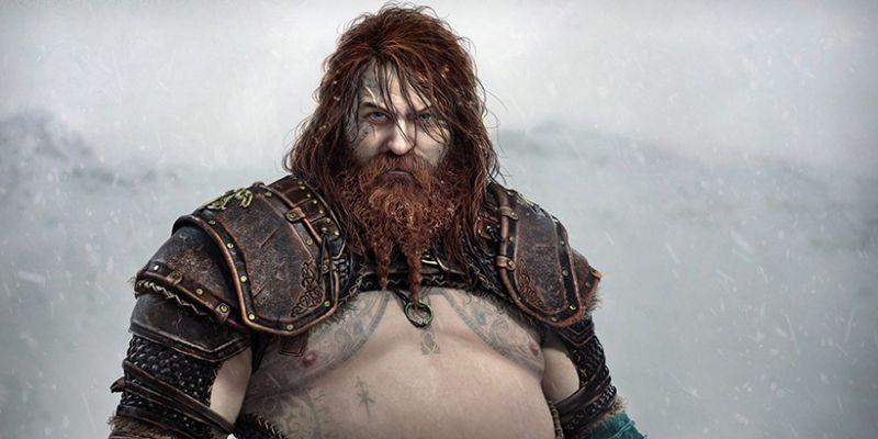 God of War: Ragnarok - nie milkną kontrowersje wokół wyglądu Thora. Reżyser komentuje