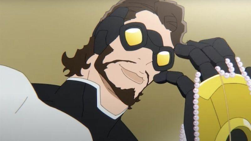 Super Crooks - teaser serialu anime. Osadzony jest w świecie z Dziedzictwa Jowisza