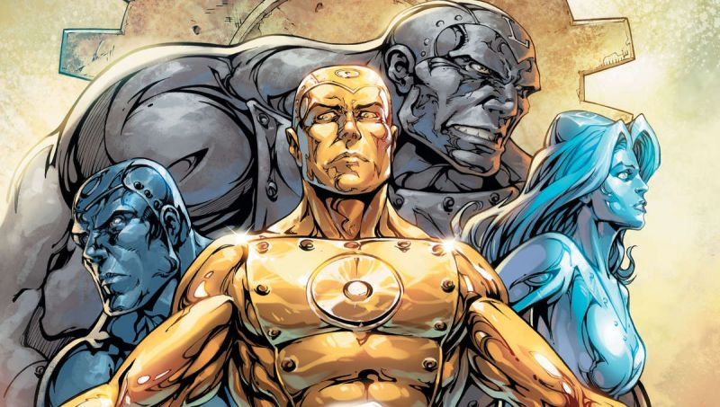 Metal Men - powstanie filmowa adaptacja komiksu DC. Za kamerą twórca Facetów w czerni