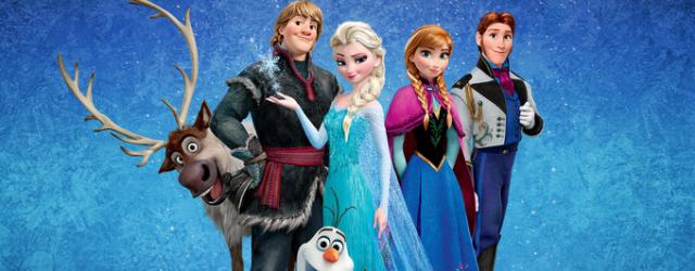 """""""Kraina lodu"""" zaskakuje i zdobywa 1. miejsce w box office"""