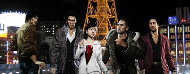 """""""Yakuza 5"""" w końcu pojawi się na zachodzie?"""
