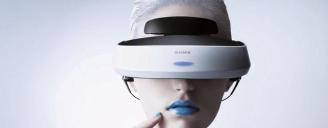 Sony pracuje nad goglami VR?