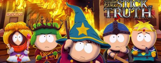 """""""South Park: Kijek Prawdy"""" liderem w Wielkiej Brytanii"""