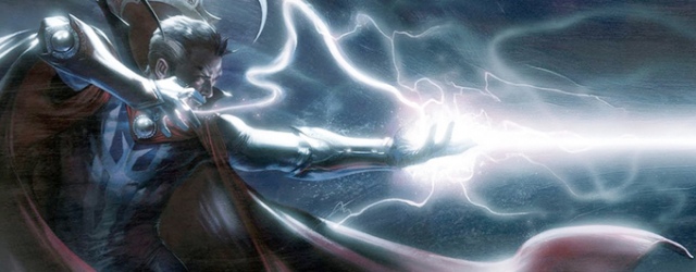 "Kolejny kandydat do reżyserii ""Doctor Strange"""