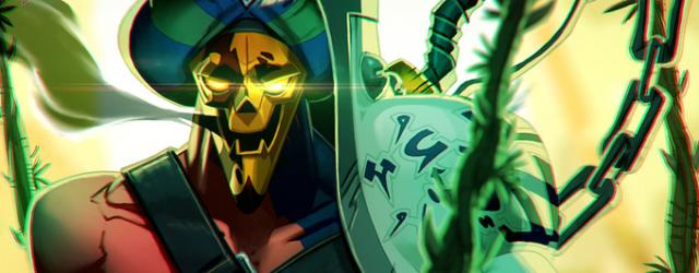 Kuriozalna bijatyka 2D na pierwszym gameplayu