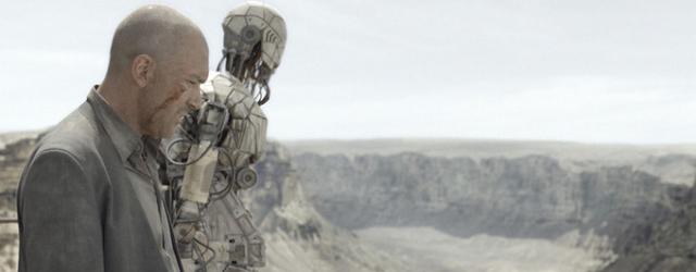 "Antonio Banderas i roboty. Zwiastun thrillera ""Automata"""