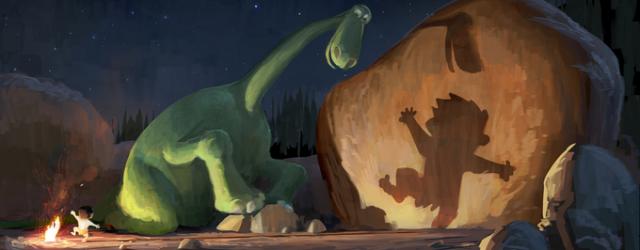"""The Good Dinosaur"" – Pixar kompletnie zmienił historię"