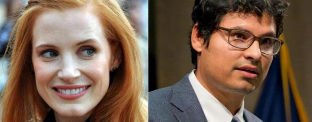 """The Martian"": Jessica Chastain i Michael Pena w obsadzie"