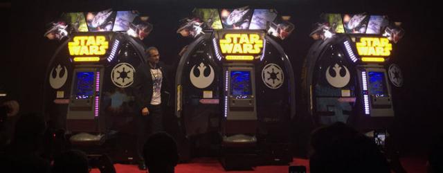 """""""Star Wars: Battle Pod"""" – nowa gra arkadowa na automaty"""