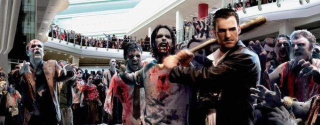 """Rob Riggle z główną rolą męską w filmie """"Dead Rising: Watchtower"""""""
