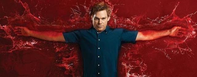 """Czołówka """"Dextera""""  w stylu retro"""